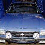 Opel-Rekord-Restaurierung-Front